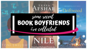Top Ten Tuesday: Some Recent Book Boyfriends I've Collected