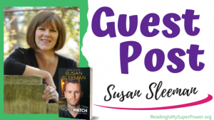 Guest Post (and a Giveaway!): Susan Sleeman & Night Watch