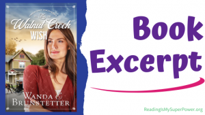 Book Spotlight (and a Giveaway!): The Walnut Creek Wish by Wanda E. Brunstetter