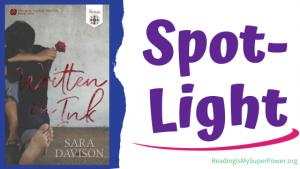 Book Spotlight: Written In Ink by Sara Davison