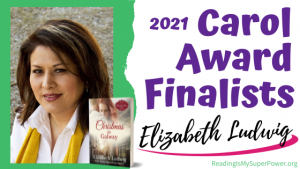 2021 Carol Award Finalists (and a Giveaway!): Elizabeth Ludwig & Christmas in Galway