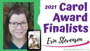 2021 Carol Award Finalists (and a Giveaway!): Erin Stevenson & A New Hope for Christmas