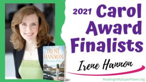 2021 Carol Award Finalists: Irene Hannon & Starfish Pier