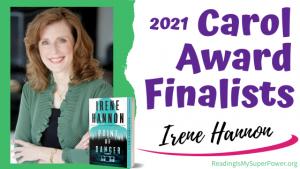 2021 Carol Award Finalists: Irene Hannon & Point of Danger