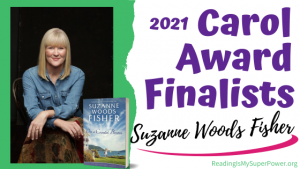 2021 Carol Award Finalists (and a Giveaway!): Suzanne Woods Fisher & On A Coastal Breeze