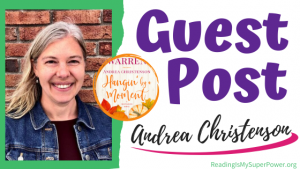 Guest Post (and a Giveaway!): Andrea Christenson & Hangin by a Moment