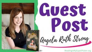Guest Post: Angela Ruth Strong & A Mug of Mayhem
