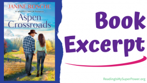 Book Spotlight (and a Giveaway!): Aspen Crossroads by Janine Rosche