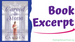 Book Spotlight (and a Giveaway!): Carved in Stone by Elizabeth Camden