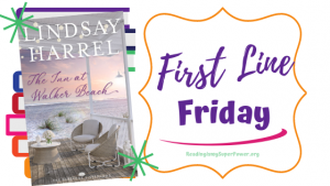 First Line Friday (and a Giveaway!): The Inn at Walker Beach
