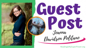 Guest Post (and a Giveaway!): Joanna Davidson Politano & A Midnight Dance