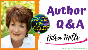 Author Interview (and a Giveaway!): DiAnn Mills & Trace of Doubt