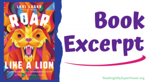 Book Spotlight (and a Giveaway!): Roar Like a Lion by Levi Lusko