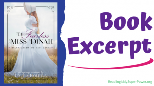 Book Spotlight (and a Giveaway!): The Fearless Miss Dinah by Laura Rollins