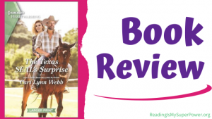Book Review (and a Giveaway!): The Texas SEAL's Surprise by Cari Lynn Webb