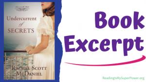 Book Spotlight (and a Giveaway!): Undercurrent of Secrets by Rachel Scott McDaniel