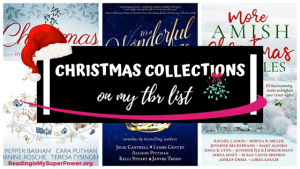 Top Ten Tuesday: Upcoming Christmas Collections on my TBR List