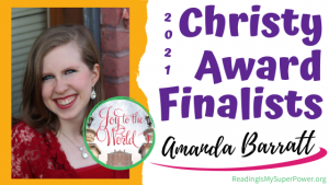 2021 The Christy Award Finalists (and a Giveaway!): Amanda Barratt & Far As the Curse is Found
