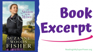 Book Spotlight (and a Giveaway!): A Season on the Wind by Suzanne Woods Fisher
