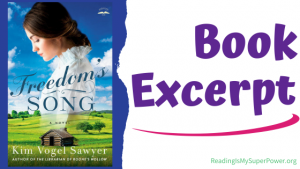 Book Spotlight (and a Giveaway!): Freedom's Song by Kim Vogel Sawyer