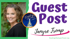 Guest Post (and a Giveaway!): Janyre Tromp & It's A Wonderful Christmas