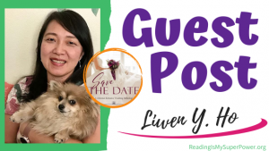 Guest Post (and a Giveaway!): Liwen Y. Ho & Save the Date