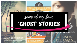 Top Ten Tuesday: Some Of My Fave Ghost Stories