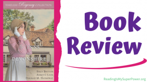 Book Review: The Inns of Devonshire by Sally Britton, Annette Lyon & Deborah M. Hathaway